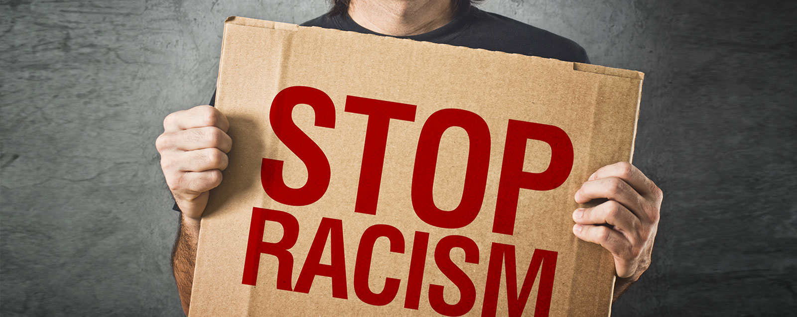stop racism I think we should stop racism, because we are all god's creation if you think we should stop, holla at me.