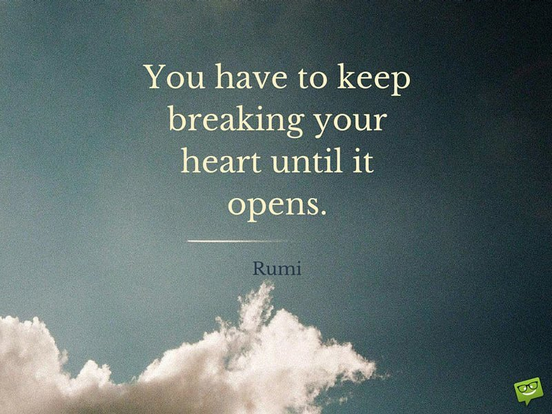 Rumi Quotes Simple 48 Enlightening Rumi Quotes That Will Change Your Perspective On